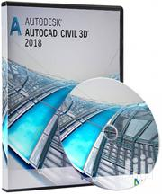 Autodesk Autocad Civil 3d 2018 | Computer Software for sale in Nairobi, Nairobi Central