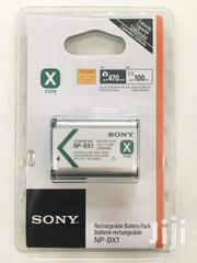 【Sony】 X-type Cybershot Battery Model: Np-bx1 | Cameras, Video Cameras & Accessories for sale in Nairobi, Nairobi Central