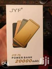 JYF Power Bank  20,000 Mah - Super Slim Design With Polymer Battery   Accessories for Mobile Phones & Tablets for sale in Nairobi, Nairobi Central