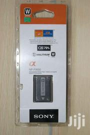 Sony NP-FW 50 Battery | Cameras, Video Cameras & Accessories for sale in Nairobi, Nairobi Central