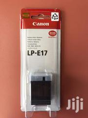 Canon LP E 17 Battery | Cameras, Video Cameras & Accessories for sale in Nairobi, Nairobi Central