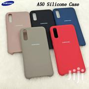 Original Samsung A50 Soft-touch Silicone Case For Samsung Galaxy A50 | Accessories for Mobile Phones & Tablets for sale in Nairobi, Nairobi Central