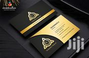 Business Cards Designing | Manufacturing Services for sale in Nairobi, Nairobi Central
