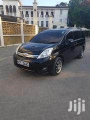 Toyota ISIS 2012 Black | Cars for sale in Mombasa, Tudor