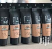 Original Maybelline Matte Poreless Foundation Available | Makeup for sale in Mombasa, Timbwani