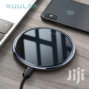 KUULAA Wireless Charger 10W | Accessories for Mobile Phones & Tablets for sale in Mombasa, Mji Wa Kale/Makadara