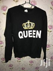 Queen Sweatshirt | Clothing for sale in Nairobi, Parklands/Highridge