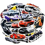 Super Cars Stickers,Mercedes,Jaguar,Dodge,Audi,Ferrari,Lamborghini | Arts & Crafts for sale in Nairobi, Nairobi Central