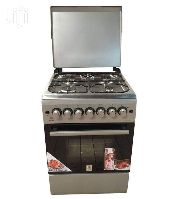 Full Gas Standing Cookers With Oven. On Offer Today