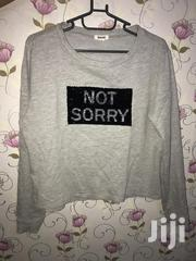 Sorry/ Not Sorry Sequin Changing Sweatshirt | Clothing for sale in Nairobi, Parklands/Highridge
