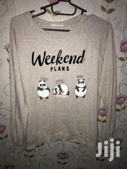 Panda Long Sleeve T-shirt | Clothing for sale in Nairobi, Parklands/Highridge