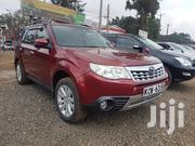 Subaru Forester 2012 Red | Cars for sale in Nairobi, Ngando