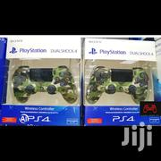 Ps 4 Army Green Controller | Video Game Consoles for sale in Mombasa, Tononoka