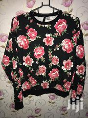 Floral Long Sleeve T-shirt | Clothing for sale in Nairobi, Parklands/Highridge
