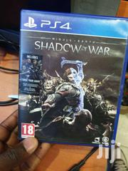 Shadow Of War Ps4 , Ps4 Used Games | Video Games for sale in Nairobi, Nairobi Central