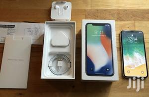 New Apple iPhone X 64 GB Silver