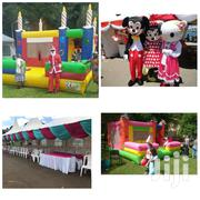 Tents, Bouncing Castles, Mascots Entertainment Items For Hire | Party, Catering & Event Services for sale in Nairobi, Kilimani