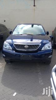 Toyota Harrier 2012 Blue | Cars for sale in Mombasa, Tudor