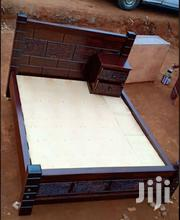 5x6 Bed With 1bedside Table   Furniture for sale in Nairobi, Embakasi