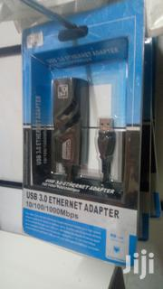 Usb3.0 To Ethernet Adapter | Computer Accessories  for sale in Nairobi, Nairobi Central