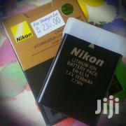 Nikon EN-EL14 Rechargeable Li-ion Battery 4 Select Nikon DSLR Cameras | Photo & Video Cameras for sale in Nairobi, Nairobi Central