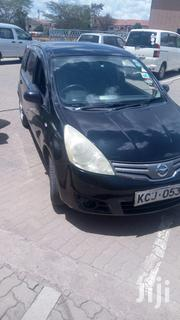 Nissan Note 2009 1.4 Black | Cars for sale in Nairobi, Nairobi Central