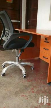 A. Office Desk 1meter + Chair Ksh 12500 Free Delivery | Furniture for sale in Nairobi, Nairobi West