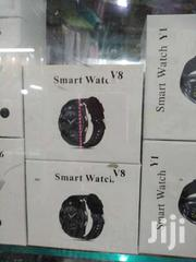 V8 Smart Wrist Watch Bluetooth Calling Sleep Monitor Anti-lost For IOS | Accessories for Mobile Phones & Tablets for sale in Nairobi, Nairobi Central