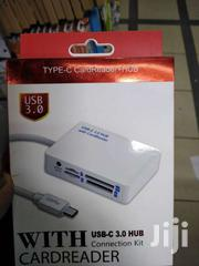 Type-c USB3.0 Ports Hub Combo Card Reader | Computer Accessories  for sale in Nairobi, Nairobi Central