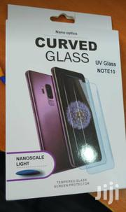 Samsung Galaxy Note 10 Uv Glass Protector,Full Glue | Accessories for Mobile Phones & Tablets for sale in Nairobi, Nairobi Central