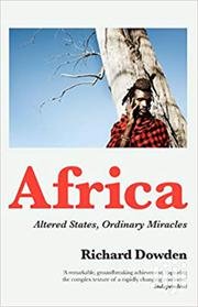 Africa-richard Dowden | Books & Games for sale in Nairobi, Nairobi Central