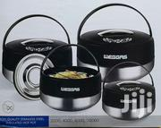 4pcs Insulated Hot Pots | Kitchen & Dining for sale in Nairobi, Nairobi Central