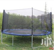 New Sealed 12 Feet Trampolines With Safety Nets And Ladders | Sports Equipment for sale in Nairobi, Nairobi West