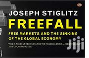 Free Market -joseph Stiglitz | Books & Games for sale in Nairobi, Nairobi Central