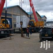 Cranes And Forklifts For Hire | Heavy Equipments for sale in Machakos, Syokimau/Mulolongo
