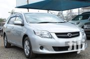 Toyota Fielder 2012 Silver | Cars for sale in Nairobi, Ngando