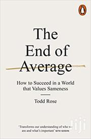 The End Of Average-todd Rose | Books & Games for sale in Nairobi, Nairobi Central