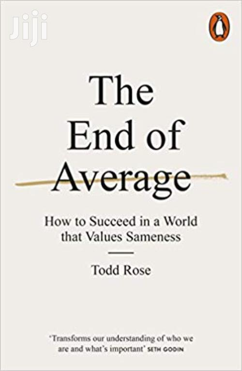 The End Of Average-todd Rose
