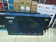 Vision Plus Uhd 4k TV 43"
