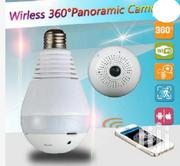 360 Degree Panoramic 960P Hidden Wifi Camera Light Bulb - White | Home Accessories for sale in Nairobi, Nairobi Central