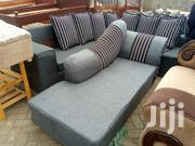 Stylish Modern Quality Corner Seat Together With Its Sofa Bed | Furniture for sale in Nairobi, Ngara