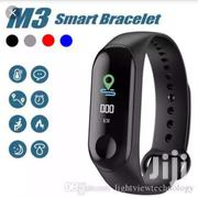 Newest M3 Smart Bracelet Heart Rate Monitor Fitness Tracker | Accessories for Mobile Phones & Tablets for sale in Nairobi, Nairobi Central