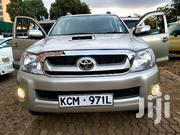 Toyota Hilux 2011 Silver   Cars for sale in Nairobi, Kilimani