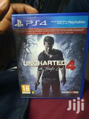 UNCHARTED 4 On Ps4 | Video Games for sale in Nairobi, Nairobi Central