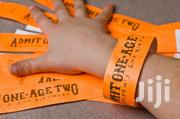 Tyvek Event Wristbands \ Event Tags \ Paper Wristbands | Party, Catering & Event Services for sale in Nairobi, Nairobi Central