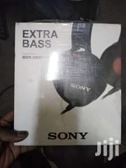 Sony Black Extra Bass Headphones 950AP Wired | Accessories for Mobile Phones & Tablets for sale in Nairobi, Nairobi Central