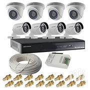 Hikvision 8 Hikvision CCTV Cameras Complete System Kit Package Set Up | Cameras, Video Cameras & Accessories for sale in Nairobi, Nairobi Central