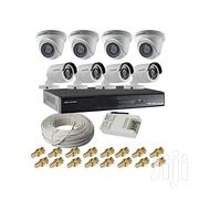Hikvision 8 2 Megapixels CCTV Cameras Complete System Package Set Up | Cameras, Video Cameras & Accessories for sale in Nairobi, Nairobi Central