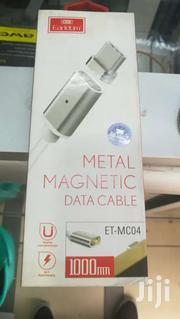 Earldom ET MC04 2 In 1 Metal Magic Magnetic Data Cable Type C - 1M | Accessories for Mobile Phones & Tablets for sale in Nairobi, Nairobi Central