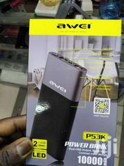 AWEI P53K Powerbank 10,000mah | Accessories for Mobile Phones & Tablets for sale in Nairobi, Nairobi Central